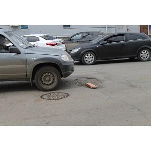 Активисты ОНФ передали список плохих дорог в правительство Оренбургской области