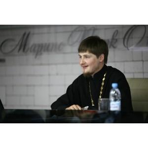 Пасхальная встреча в «Маринс Парк Отель Нижний Новгород»
