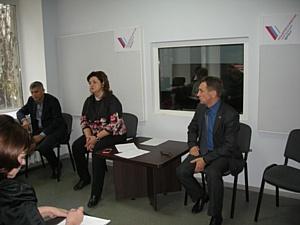В Ставрополе прошло заседание регионального штаба Общероссийского народного фронта