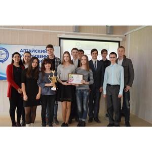 Олимпиада «Кубок города по физике, химии, математике и информатике» в Рубцовском филиале АГУ