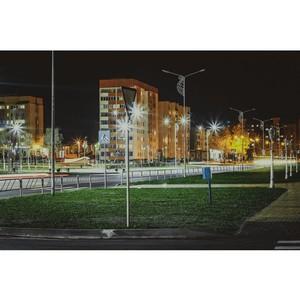 В Московской области более 38 тысяч точек наружного освещения с начала года стали энергоэффективными
