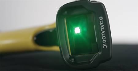 Промышленные линейные сканеры штрих-кодов PowerScan 9100 с эксклюзивной технологией зелёной линии