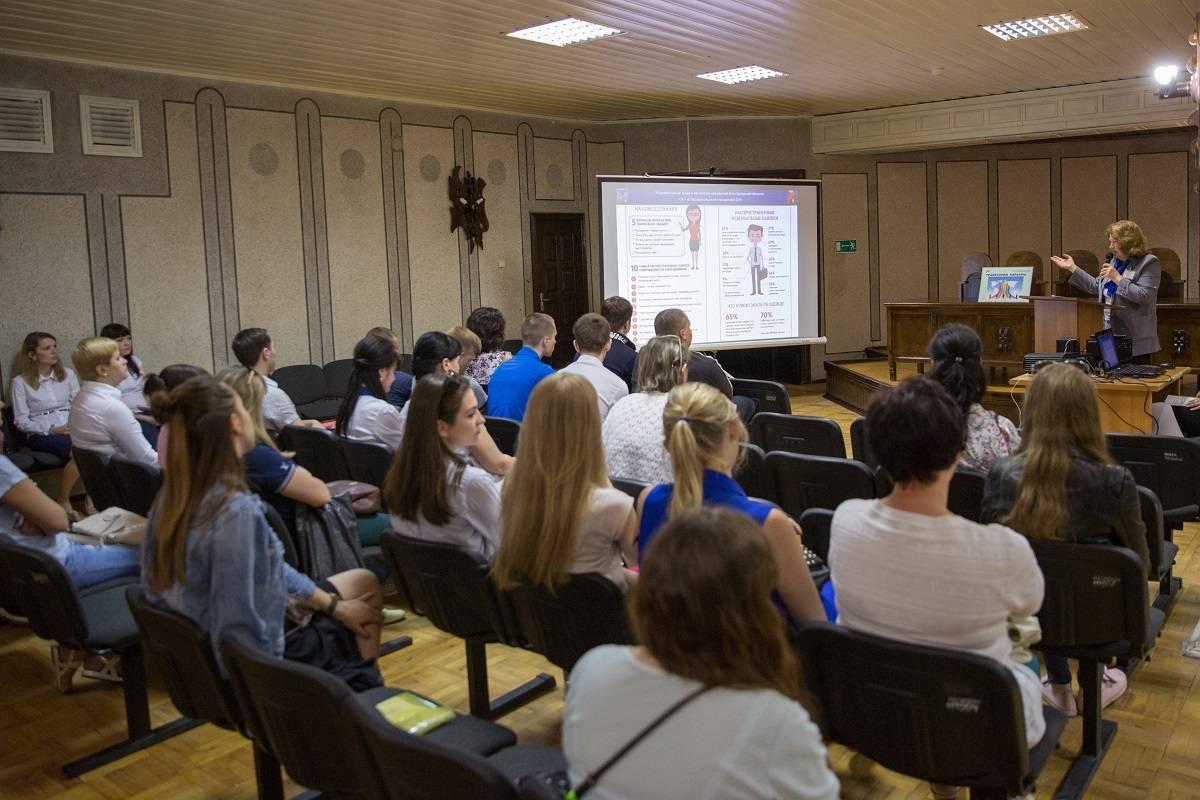 Стойленский ГОК принял участие в областной профориентационной акции