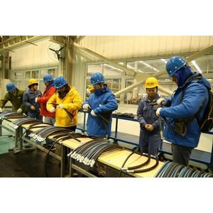 Пять иностранных стажеров XCMG приняли участие в «XCMG Apprentice Program»