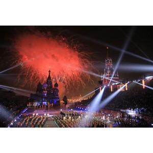 Фестиваль «Спасская башня» в этом году был посвящен 70-летию Великой Победы