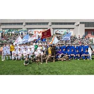7 мая на стадионе «Локомотив» состоится культовый самарский матч «авиаторы против железнодорожников»