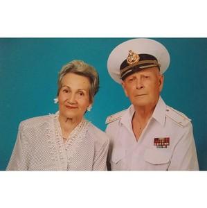 Сотрудники отеля «Ялта-Интурист» поздравили ветеранов с Днём Военно-Морского флота