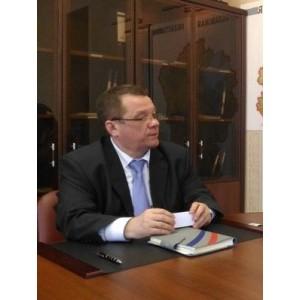 Зампред правительства Ярославской области В. Холодов представил программу развития региона