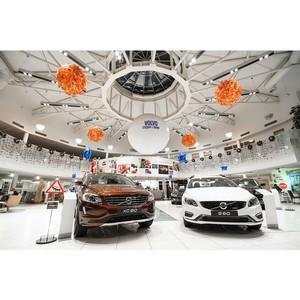 «Независимость Volvo» провела фантастическую ночь продаж!