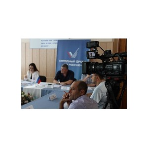 Активисты ОНФ обсудили ход реализации проекта «Формирование комфортной городской среды» в КЧР