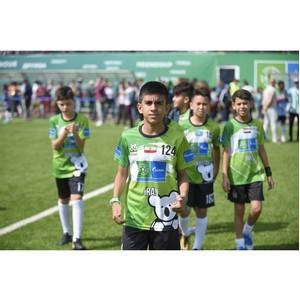 Международные команды программы «Футбол для дружбы» названы в честь исчезающих видов животных