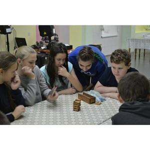 Участники «Молодежки ОНФ» в Коми провели лекцию на образовательном форуме в Печоре