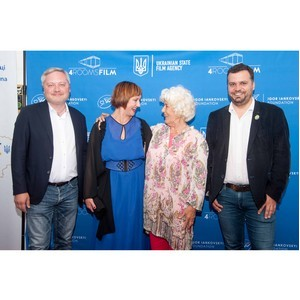 В Риме показали украинское кино
