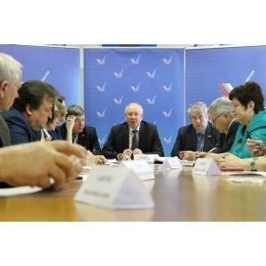 Белгородское региональное отделение ОНФ обсудило деятельность управляющих компаний