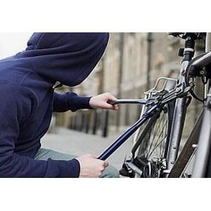 Сотрудники полиции по горячим следам задержали подозреваемого в краже велосипеда