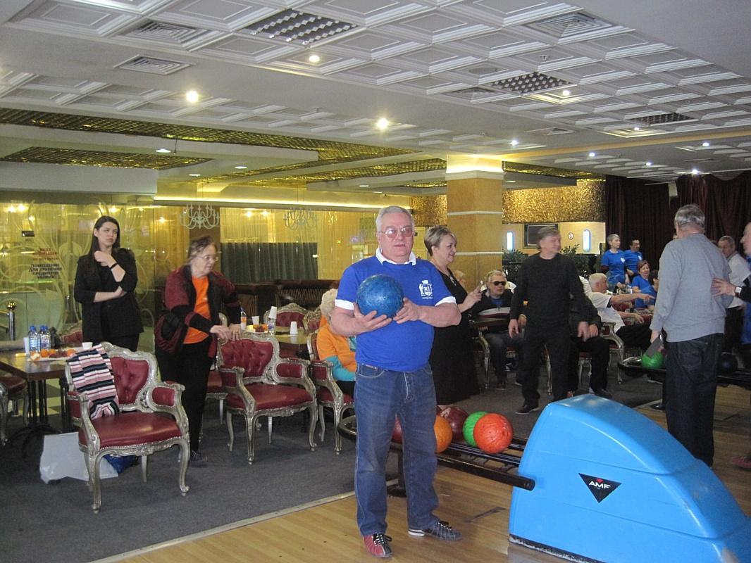 «Спортивный праздник для ветеранов»