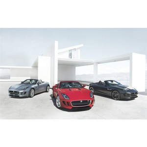 Jaguar F-type: ����� � �������
