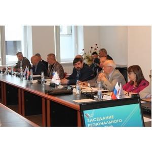 Активисты ОНФ в Волгоградской области подвели первые итоги реализации проектов Народного фронта