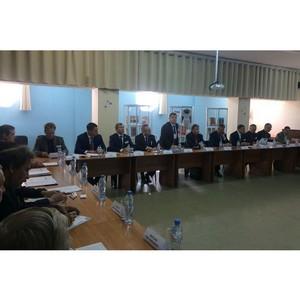 Вопросы развития инноваций и улучшения делового климата в городском округе обсудили в Новоуральске