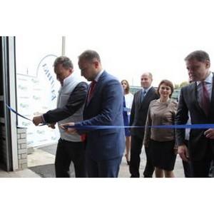 """В рамках агропроекта в Тульской области компания """"Балтика"""" запустила новый элеватор для ячменя"""