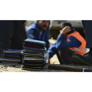 Полицейские Зеленограда выявили факт нарушения миграционного законодательства