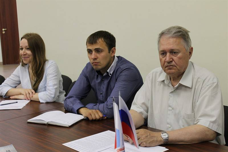 Эксперты ОНФ обсудили качество благоустройства территорий в Челябинской области