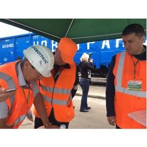 «Новотранс», РСПП и Национальный союз железнодорожников выбрали лучшего ремонтника вагонов в России