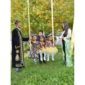 В Чувашии отметили день узбекской культуры