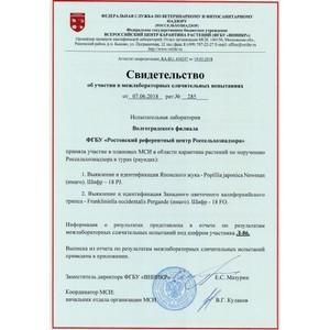 Об успешном прохождении МСИ Волгоградским филиалом