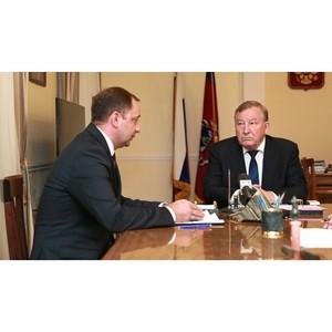 Губернатор Алтайского края высоко оценил работу энергетиков