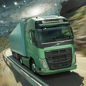Volvo FH SuperNova – новая звезда магистрального горизонта