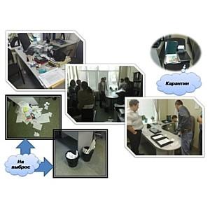 Реализация Системы 5С в офисных процессах