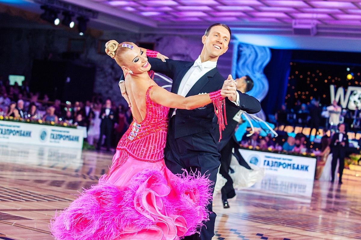 Чемпионат мира 2018 по европейским танцам среди профессионалов пройдет в Москве