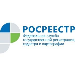 Информационная поддержка Управления Росреестра поступает в территории
