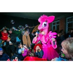 «Настоящий Хэллоуин» отметили в коттеджных поселках «Кембридж» и «Марсель»