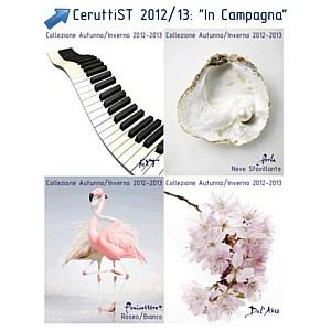 Коллекция потолков CeruttiST 2012/2013