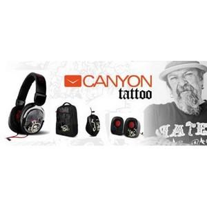Легендарный голландский тату-художник создает эксклюзивную серию для бренда Canyon
