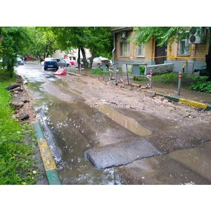 В Москве приступили к ремонту дорог из «народного рейтинга» ОНФ