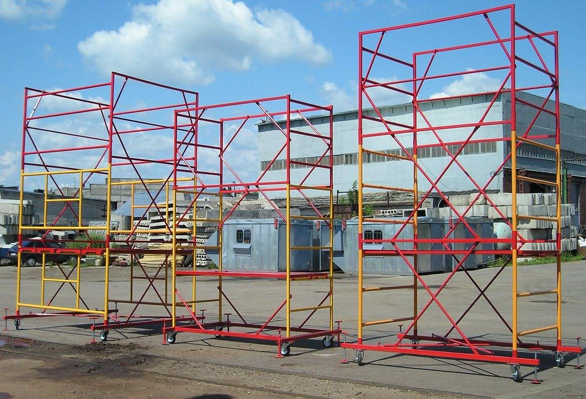 Снижение цен на аренду оборудования для высотных строительных работ от СтройАренда