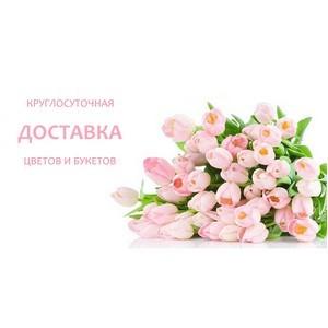 Открытие нового интернет-магазина цветов в Норильске – теперь покупка цветов стала удовольствием!