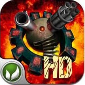 Defense Zone 1.4 в HD качестве теперь для всех устройств Apple