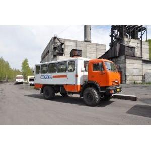 Глонасс провожает кемеровских шахтёров на работу