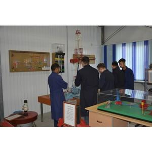 При поддержке  «Ульяновскнефти» открыт новый  учебный класс в УлГУ
