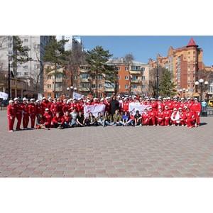 Команда «Молодежки ОНФ» в Амурской области провела акцию «Шумные выходные»
