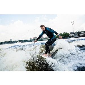 ѕервый ¬сероссийский фестиваль культуры серфинга Surfest Russia открыл пл¤жный сезон в Royal Bar