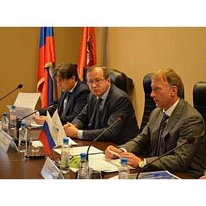 Под председательством Михаила Воловика в НОСТРОЙ состоялось заседание КРК