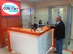 В Молдове открылся второй фирменный офис системы Contact
