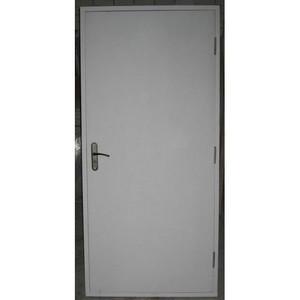 Строительные двери оргалитовые от производителя