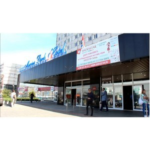 Международная выставка Shoesstar-Сибирь в Новосибирске.