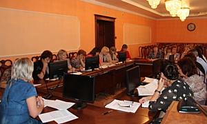 Совещание по вопросу налоговых сборов прошло в администрации Заволжского муниципального района